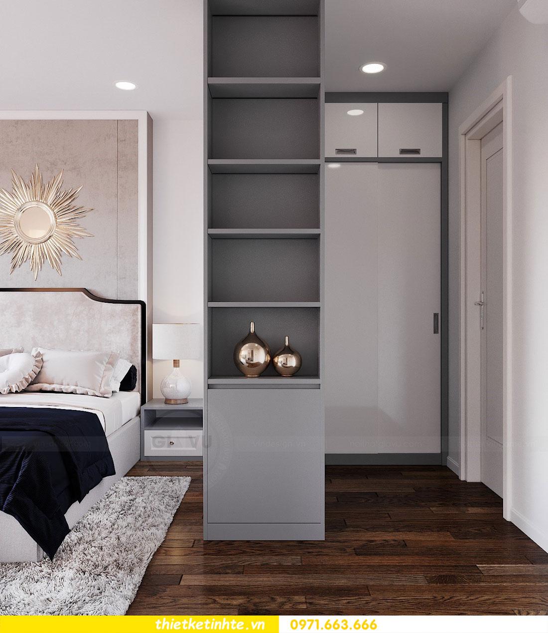 Mẫu thiết kế nội thất chung cư 3 phòng ngủ C3-06 DCapitale 08