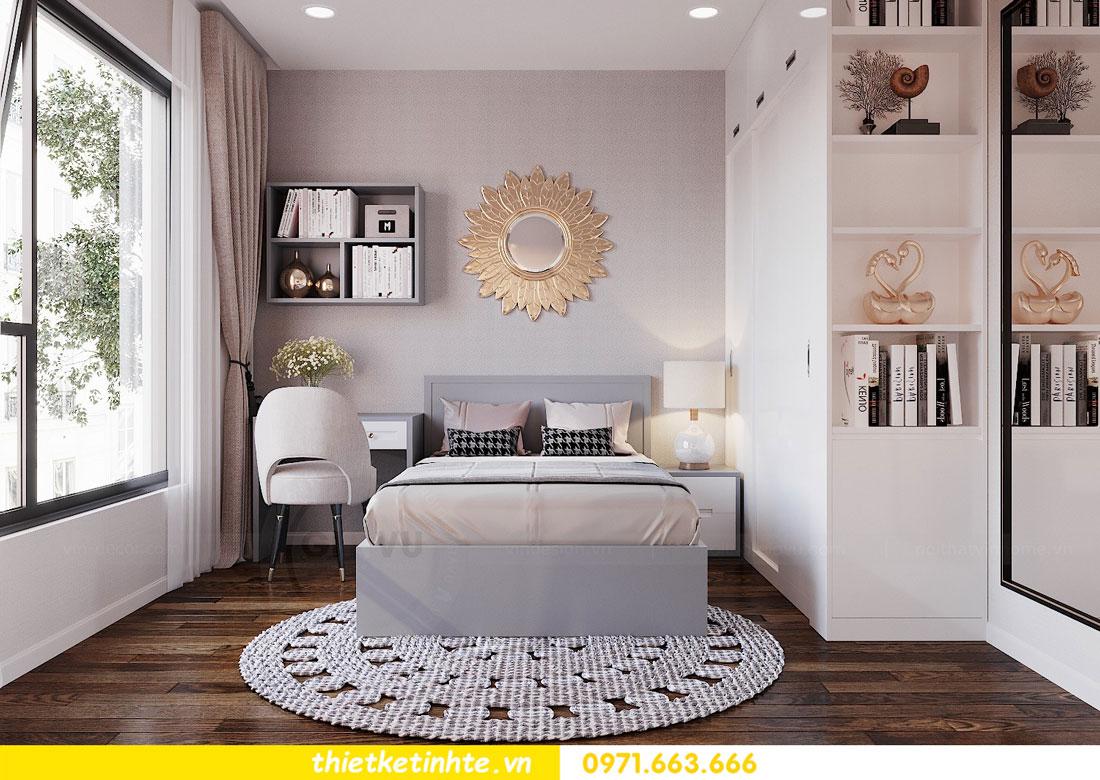 Mẫu thiết kế nội thất chung cư 3 phòng ngủ C3-06 DCapitale 09