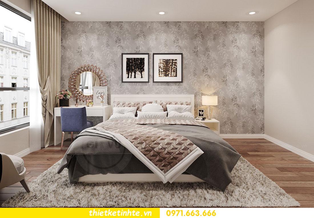 nội thất chung cư theo phong cách hiện đại nhà anh Kiên 06