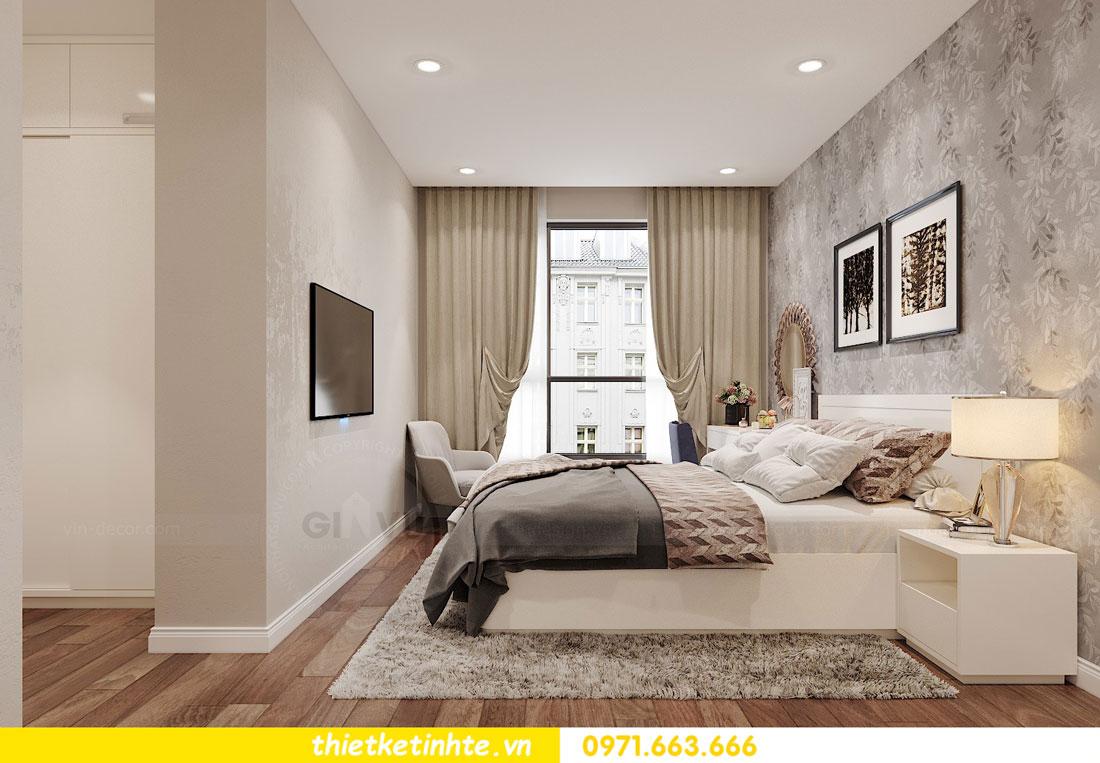 nội thất chung cư theo phong cách hiện đại nhà anh Kiên 07