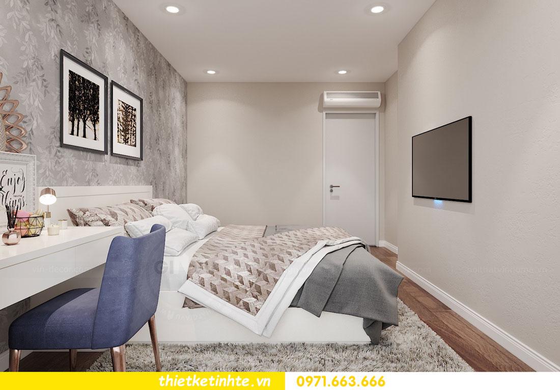 nội thất chung cư theo phong cách hiện đại nhà anh Kiên 08