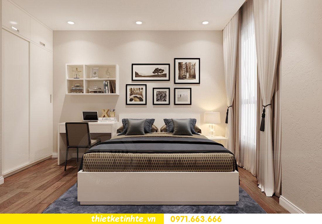 nội thất chung cư theo phong cách hiện đại nhà anh Kiên 09