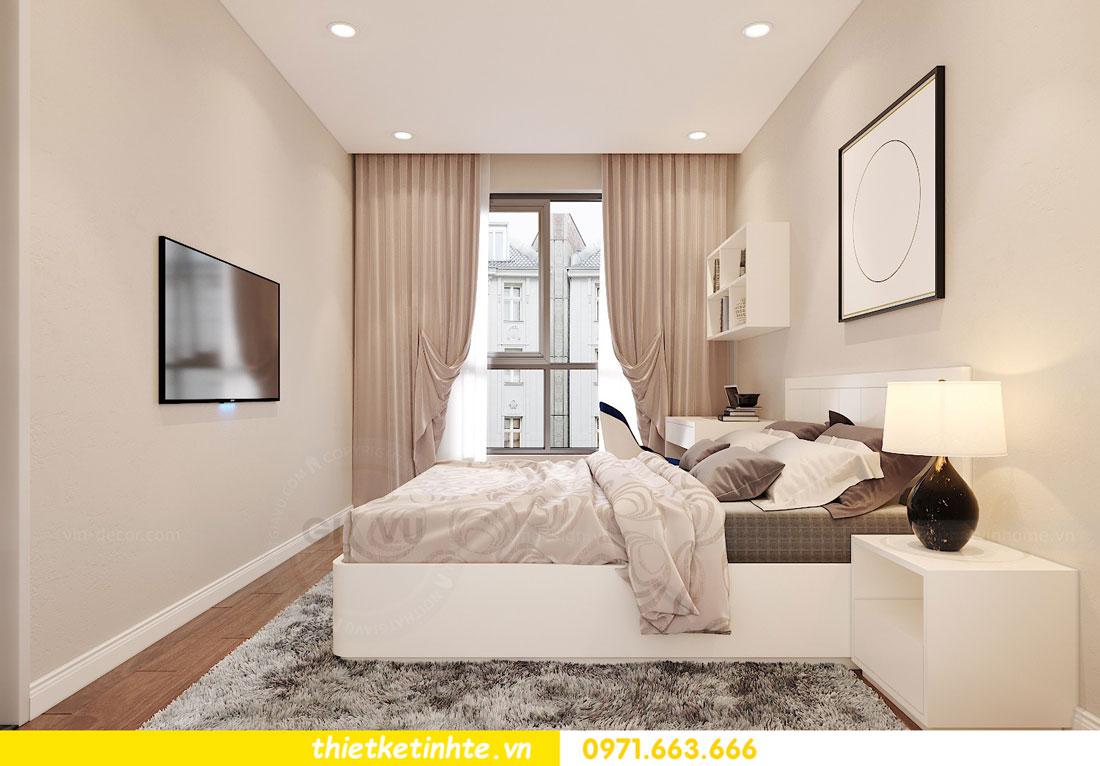 nội thất chung cư theo phong cách hiện đại nhà anh Kiên 13