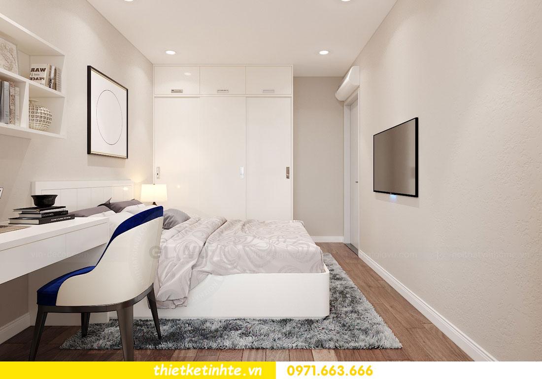 nội thất chung cư theo phong cách hiện đại nhà anh Kiên 14