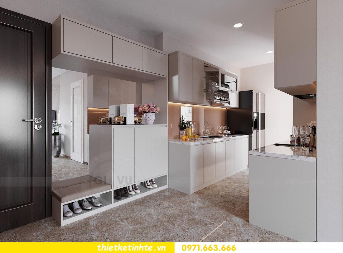 thiết kế nội thất căn hộ 72m2 tại chung cư DCapitale 01