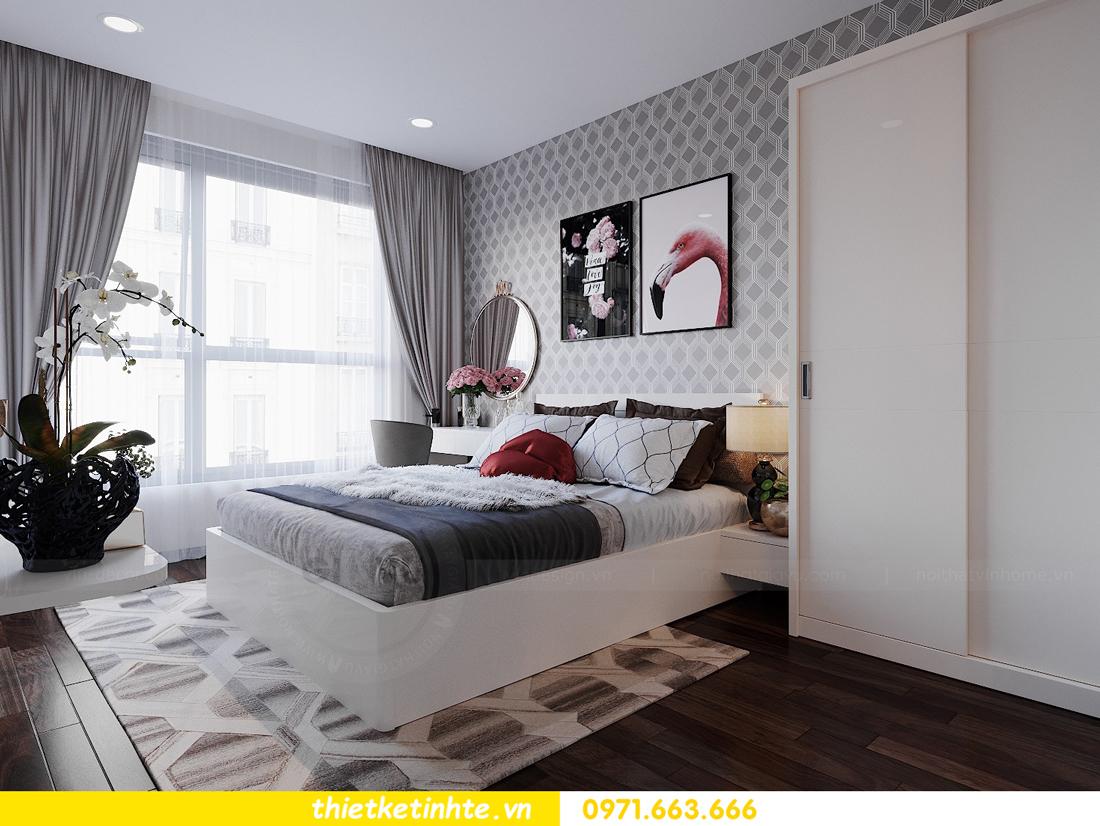 thiết kế nội thất căn hộ 72m2 tại chung cư DCapitale 06