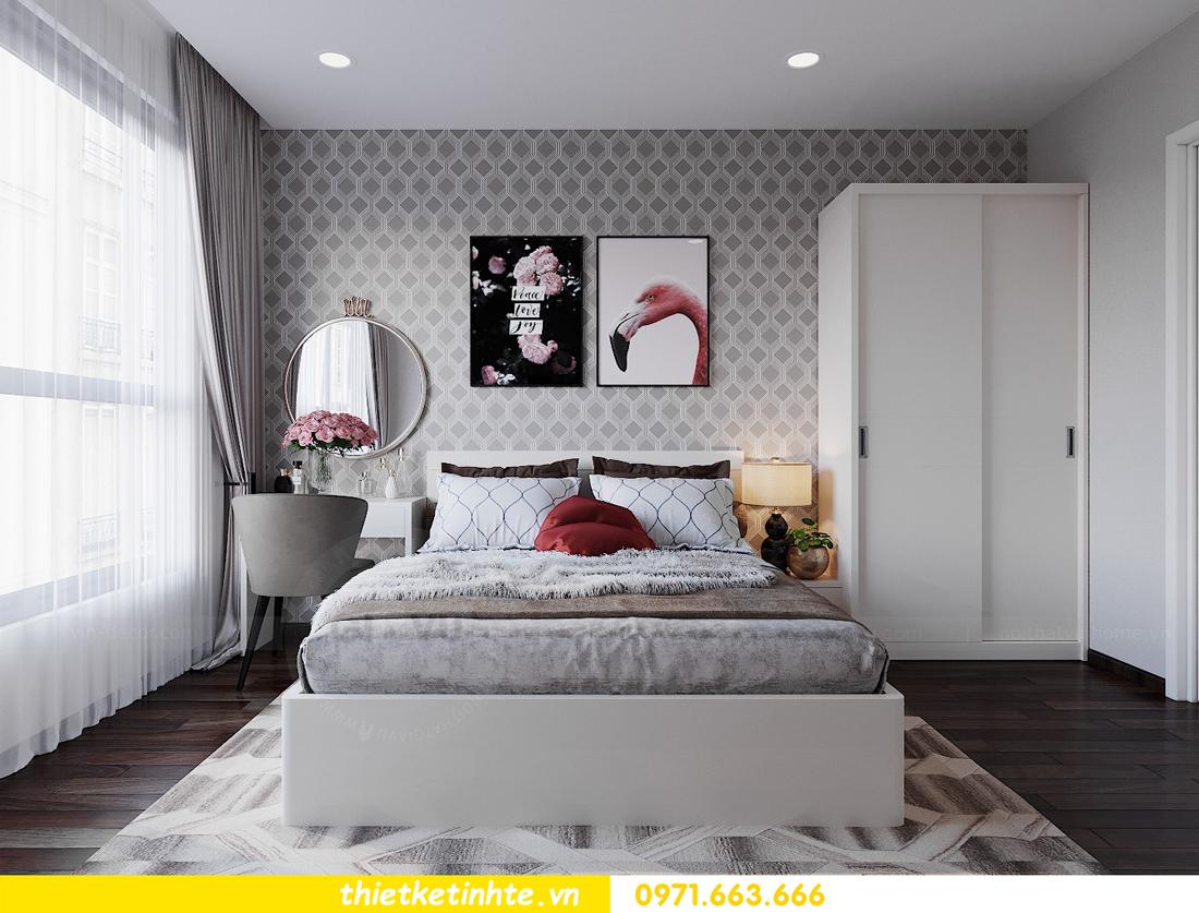 thiết kế nội thất căn hộ 72m2 tại chung cư DCapitale 07