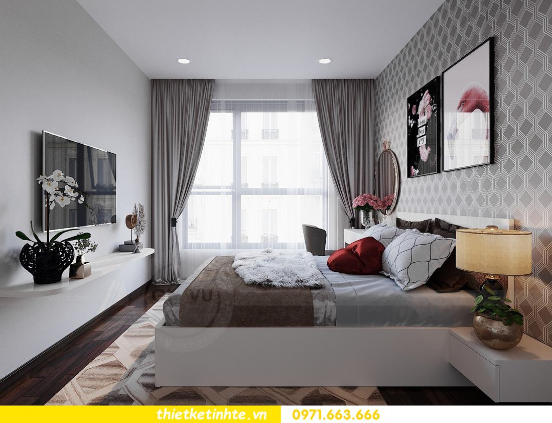 thiết kế nội thất căn hộ 72m2 tại chung cư DCapitale 08