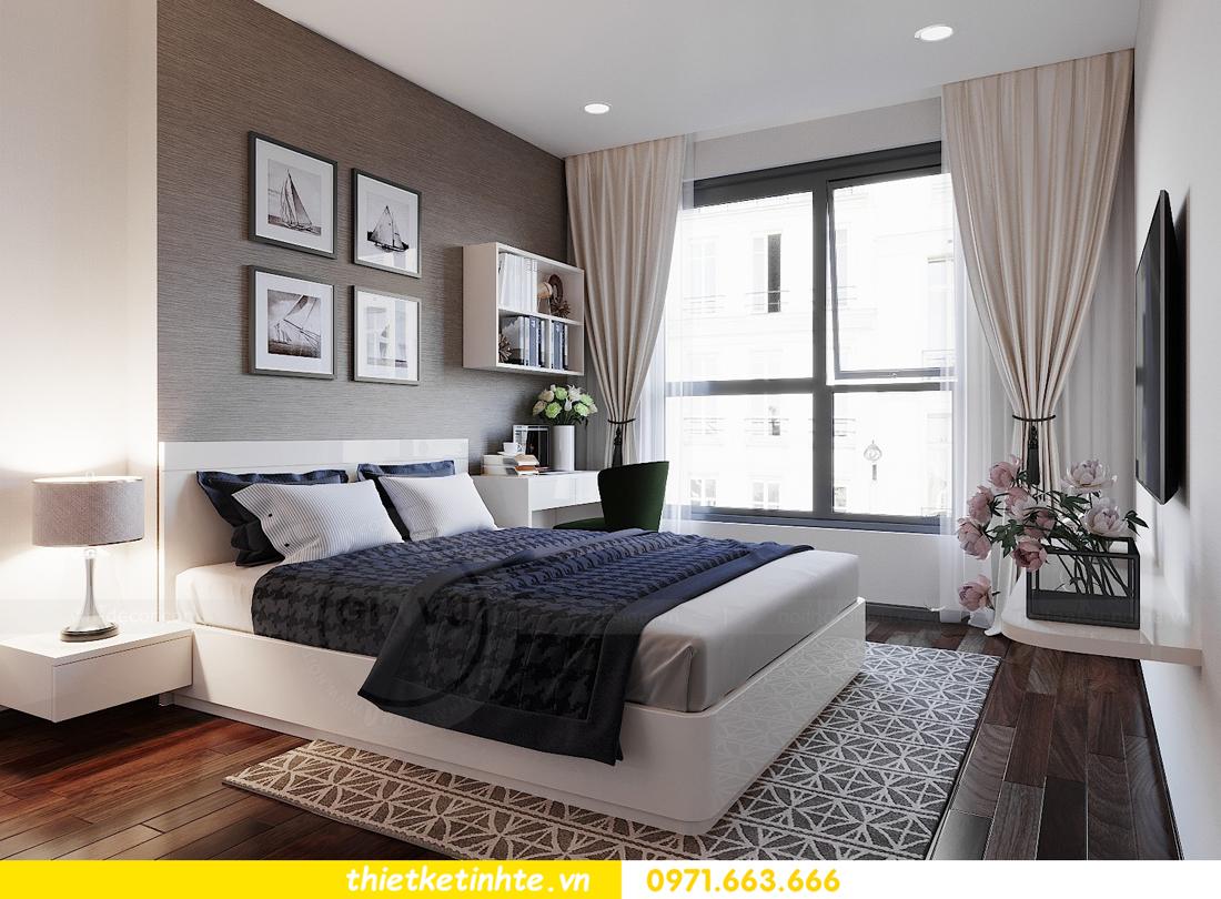 thiết kế nội thất căn hộ 72m2 tại chung cư DCapitale 09