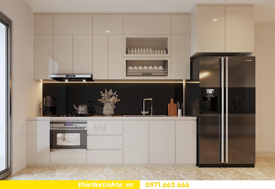 thiết kế nội thất căn hộ 90m2 tại chung cư DCapitale 05