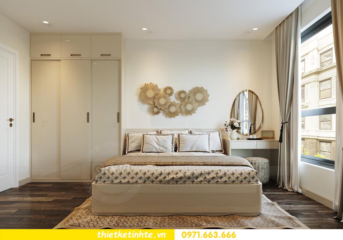 thiết kế nội thất căn hộ 90m2 tại chung cư DCapitale 06
