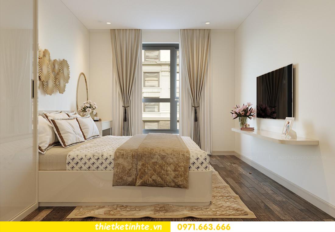 thiết kế nội thất căn hộ 90m2 tại chung cư DCapitale 07