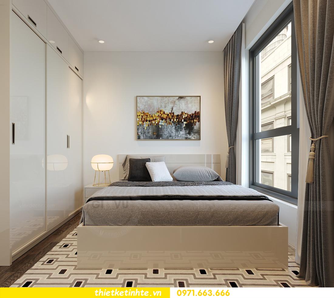 thiết kế nội thất căn hộ 90m2 tại chung cư DCapitale 08