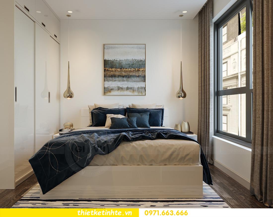 thiết kế nội thất căn hộ 90m2 tại chung cư DCapitale 10