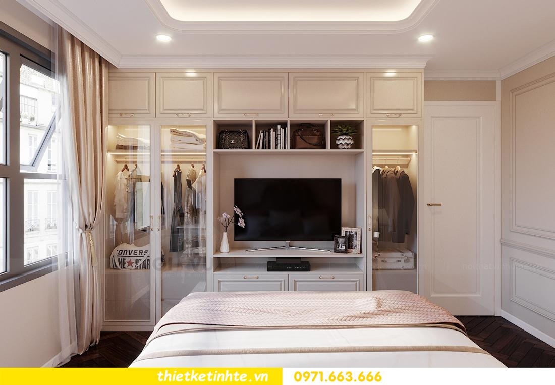 thiết kế nội thất chung cư DCapitale căn 3 ngủ sang trọng tinh tế 06