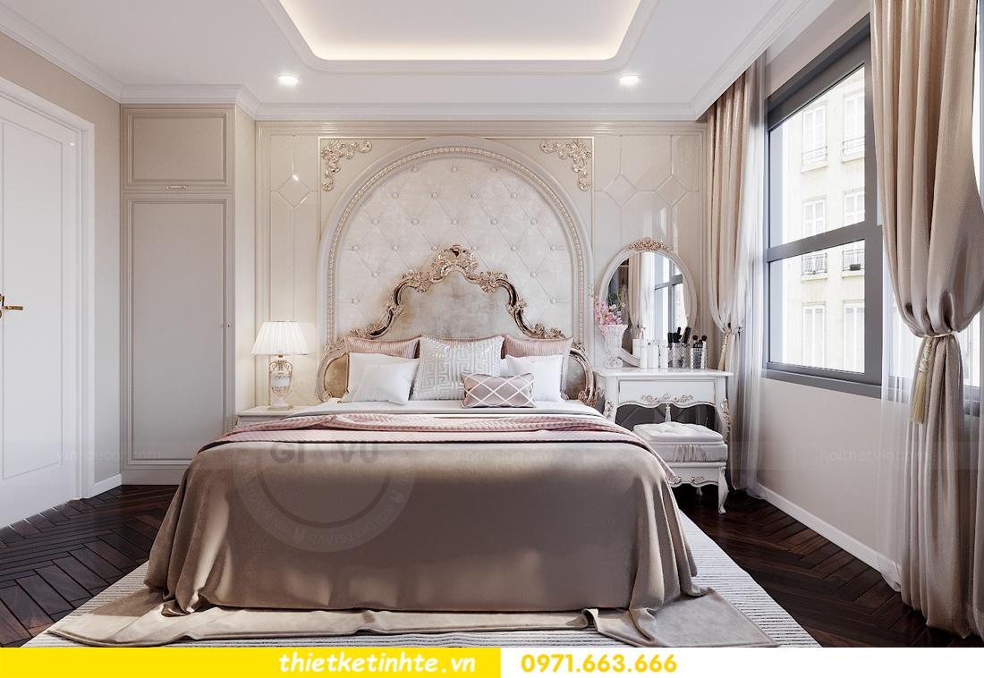 thiết kế nội thất chung cư DCapitale căn 3 ngủ sang trọng tinh tế 07