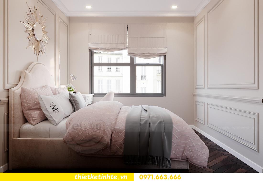 thiết kế nội thất chung cư DCapitale căn 3 ngủ sang trọng tinh tế 08