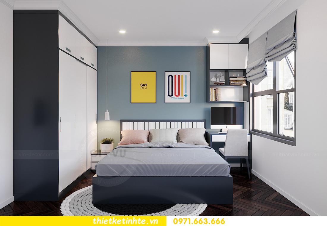 thiết kế nội thất chung cư DCapitale căn 3 ngủ sang trọng tinh tế 10