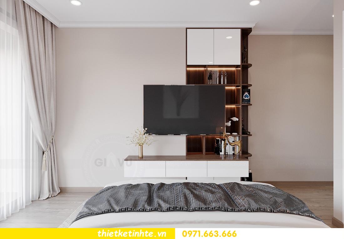 thiết kế nội thất chung cư Vinhomes Park Hill tòa P10 căn 09 6