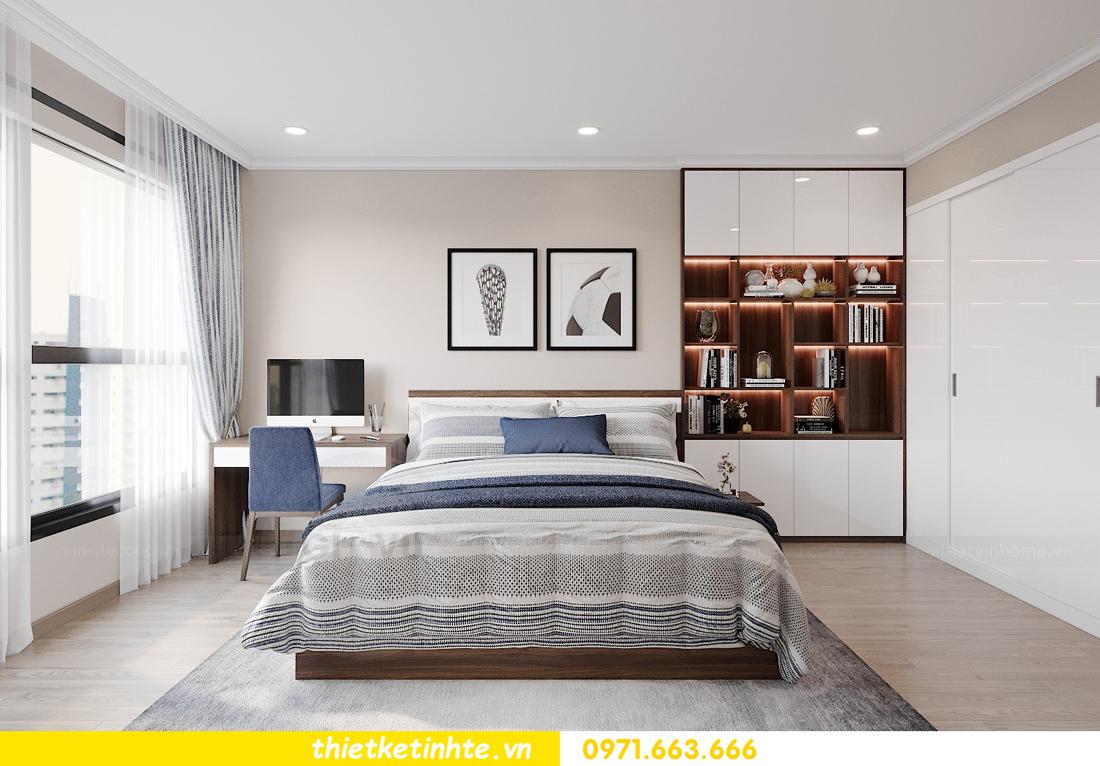 thiết kế nội thất chung cư Vinhomes Park Hill tòa P10 căn 09 7