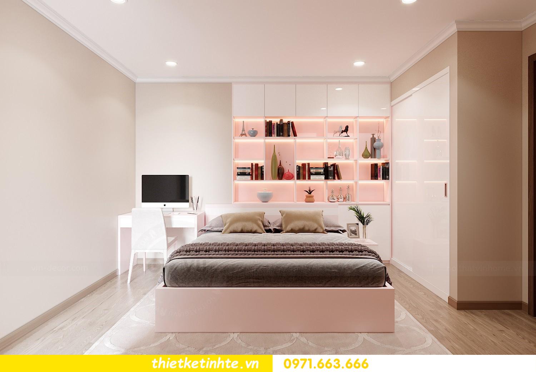 thiết kế nội thất chung cư Vinhomes Park Hill tòa P10 căn 09 9