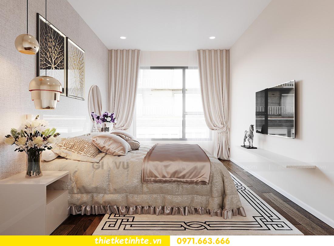 thiết kế nội thất Scandinavian tại chung cư Dcapitale căn C607 05
