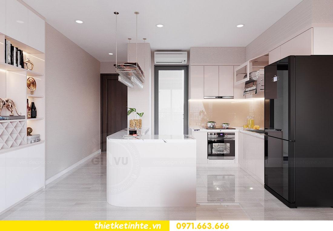 ý tưởng thiết kế nội thất hay cho căn hộ chung cư 3 phòng ngủ 02