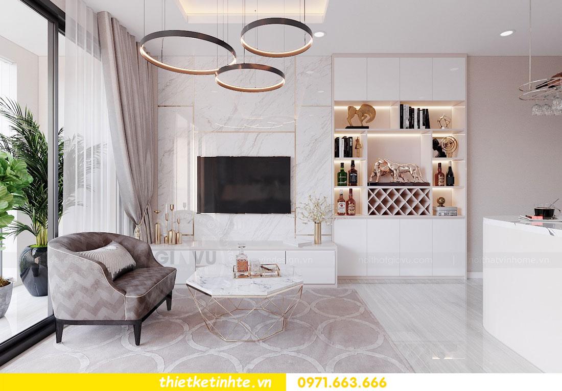 ý tưởng thiết kế nội thất hay cho căn hộ chung cư 3 phòng ngủ 04