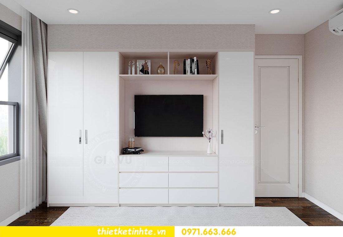 ý tưởng thiết kế nội thất hay cho căn hộ chung cư 3 phòng ngủ 05