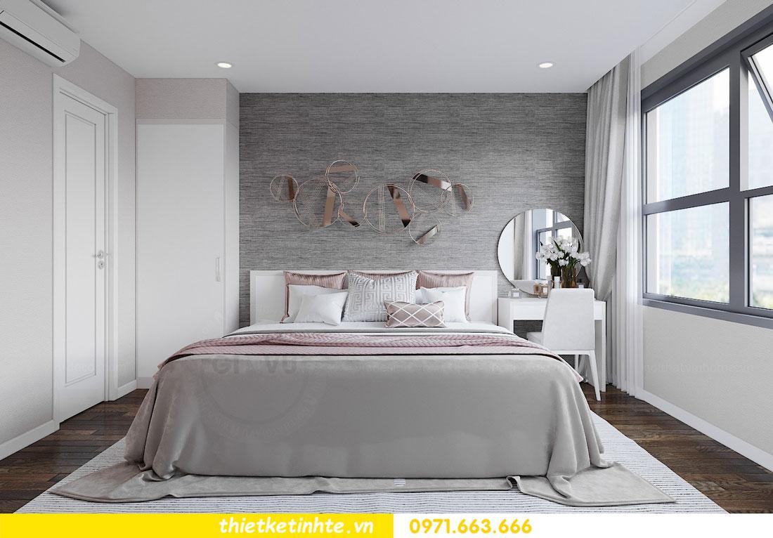 ý tưởng thiết kế nội thất hay cho căn hộ chung cư 3 phòng ngủ 06
