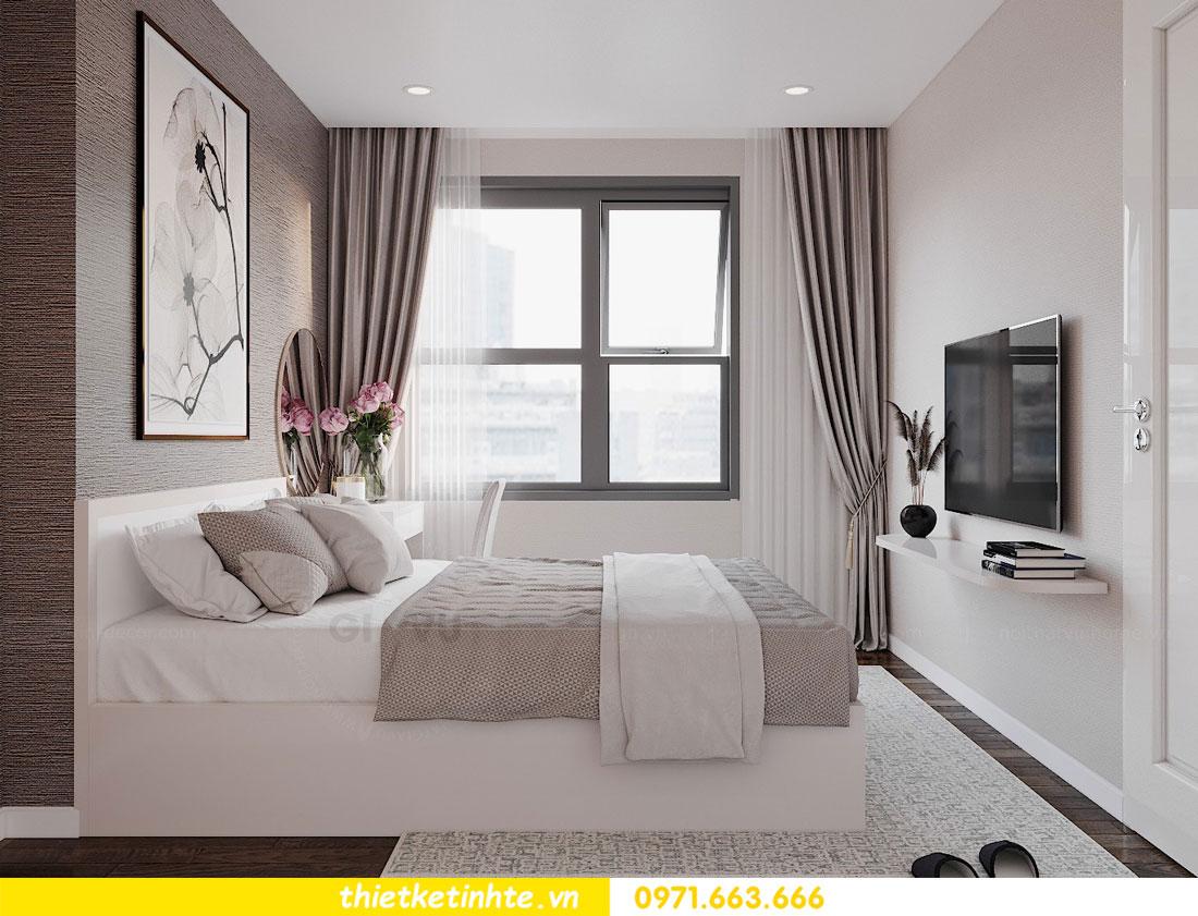ý tưởng thiết kế nội thất hay cho căn hộ chung cư 3 phòng ngủ 07
