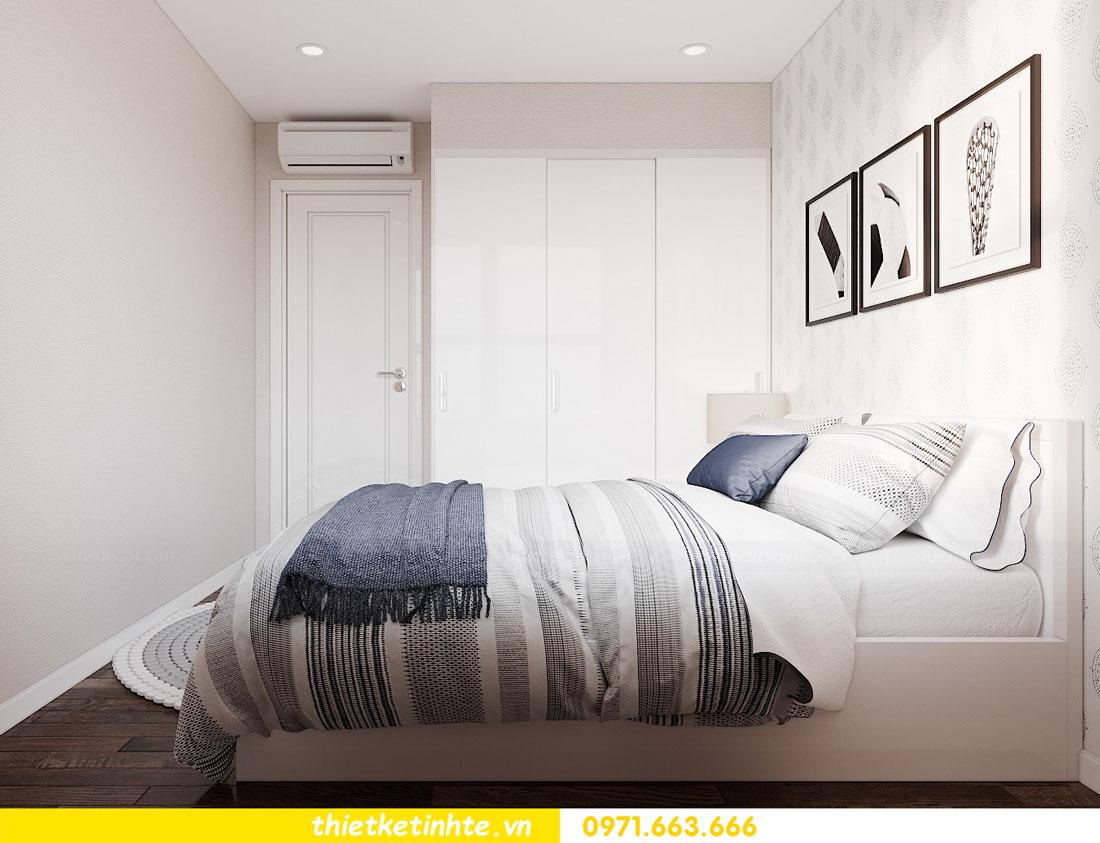 ý tưởng thiết kế nội thất hay cho căn hộ chung cư 3 phòng ngủ 09