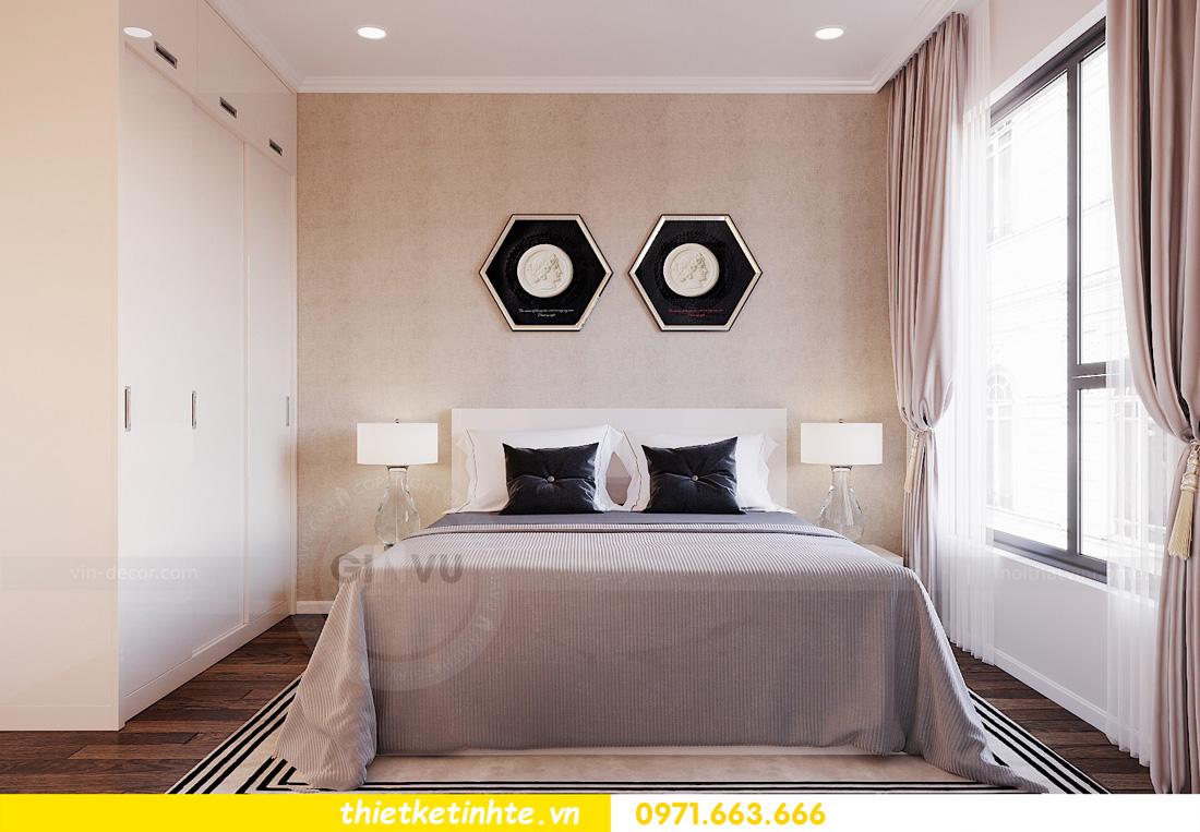 mẫu thiết kế nội thất chung cư West Point căn hộ 3 phòng ngủ 09