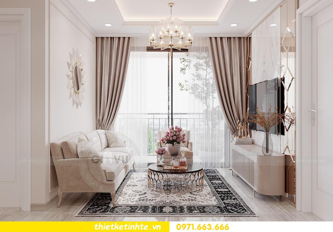 thiết kế nội thất căn hộ chung cư West Point trẻ trung sang trọng 04