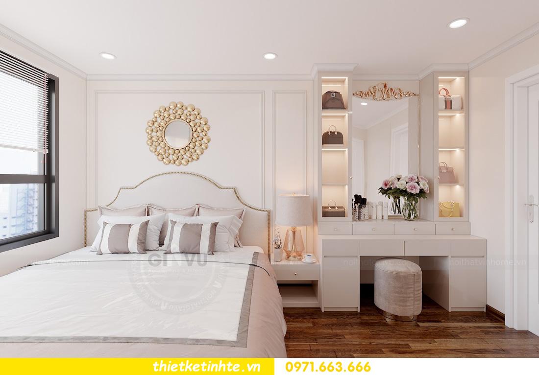 thiết kế nội thất căn hộ chung cư West Point trẻ trung sang trọng 06