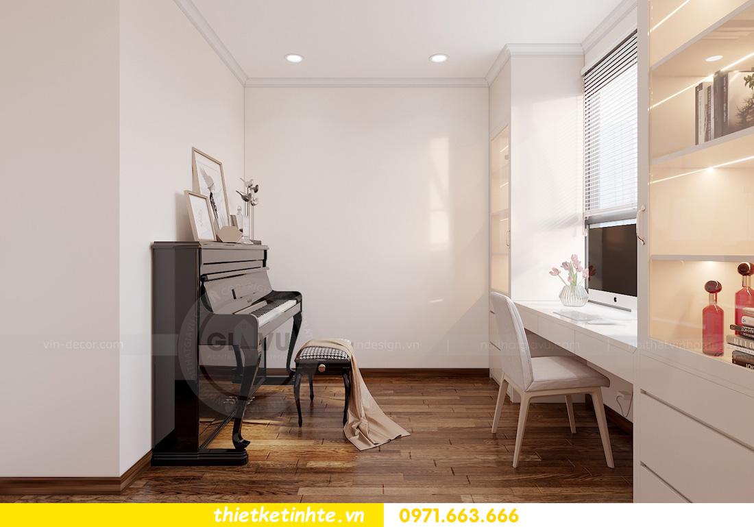 thiết kế nội thất căn hộ chung cư West Point trẻ trung sang trọng 08