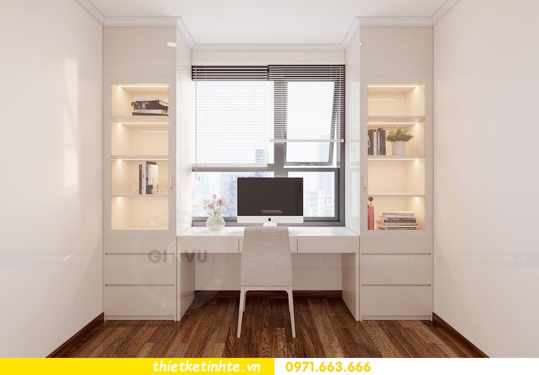 thiết kế nội thất căn hộ chung cư West Point trẻ trung sang trọng 09