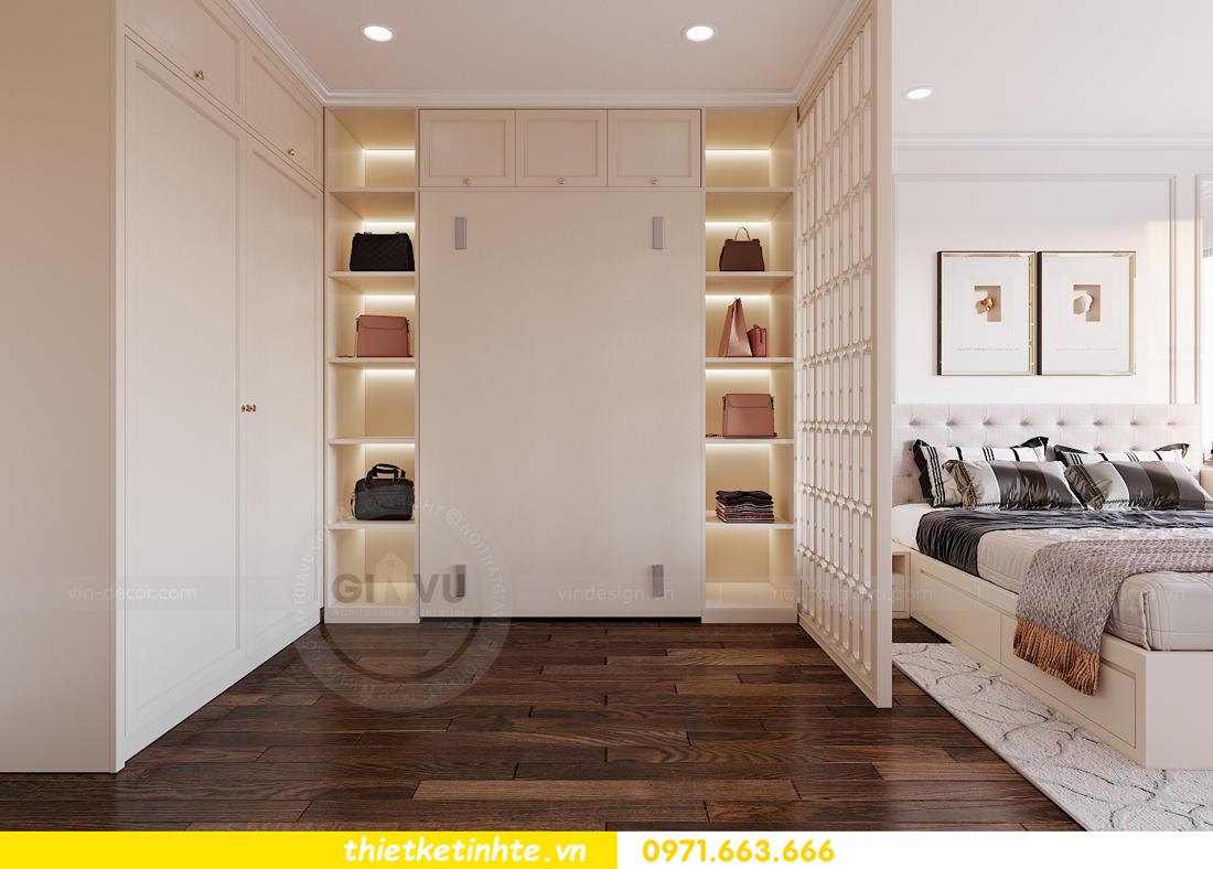 thiết kế nội thất chung cư Imperia Sky Garden nhà chị Vân 7