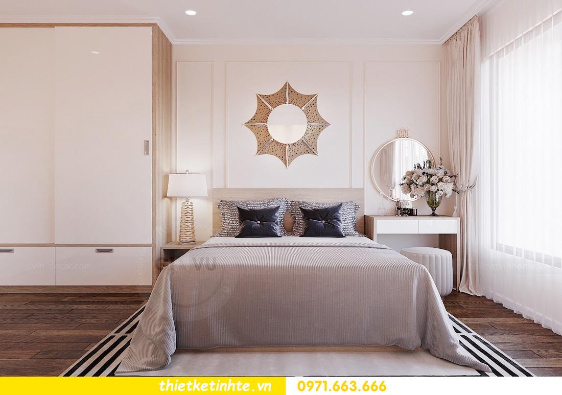 thiết kế nội thất chung cư Vinhomes Ocean Park đẹp hiện đại 06