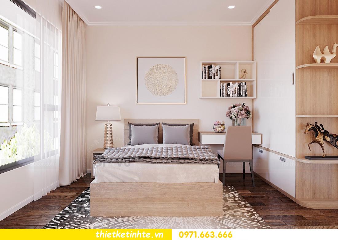 thiết kế nội thất chung cư Vinhomes Ocean Park đẹp hiện đại 10