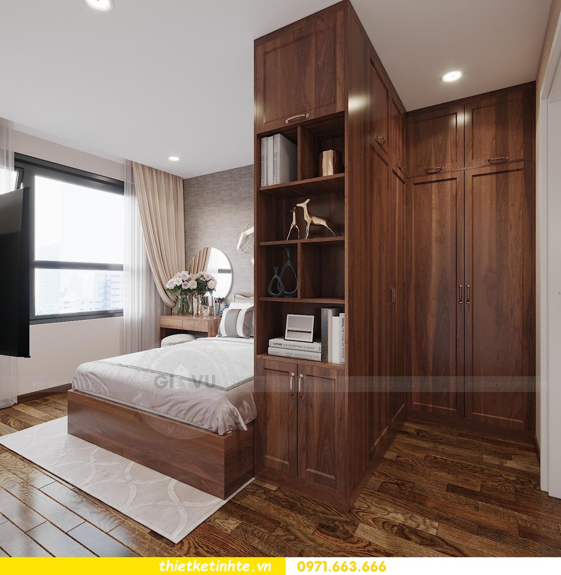 thiết kế nội thất chung cư Vinhomes West Point Đỗ Đức Dục 4