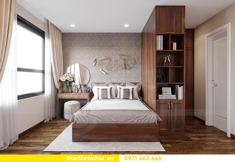 thiết kế nội thất chung cư Vinhomes West Point Đỗ Đức Dục 5