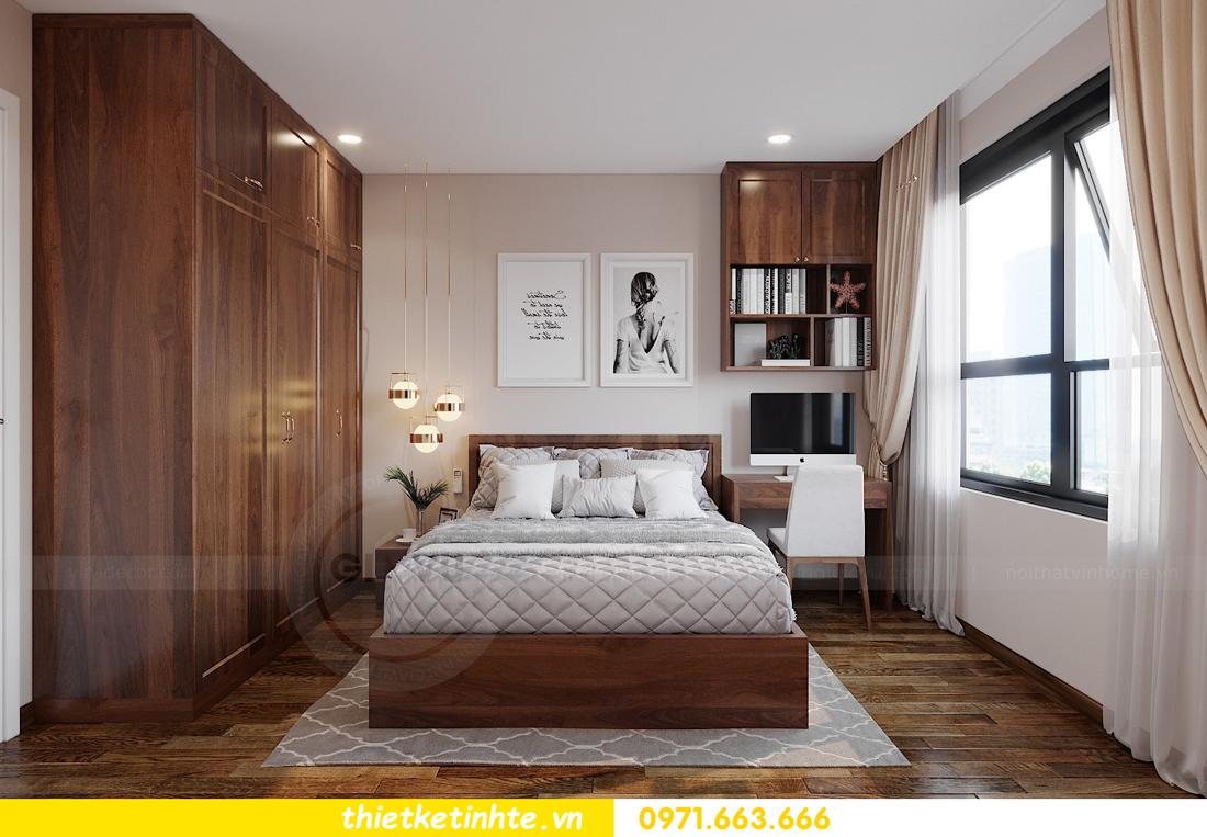thiết kế nội thất chung cư Vinhomes West Point Đỗ Đức Dục 6