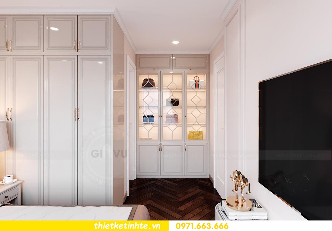 thiết kế nội thất chung cư West Point tòa W1 căn 05 chị My 09