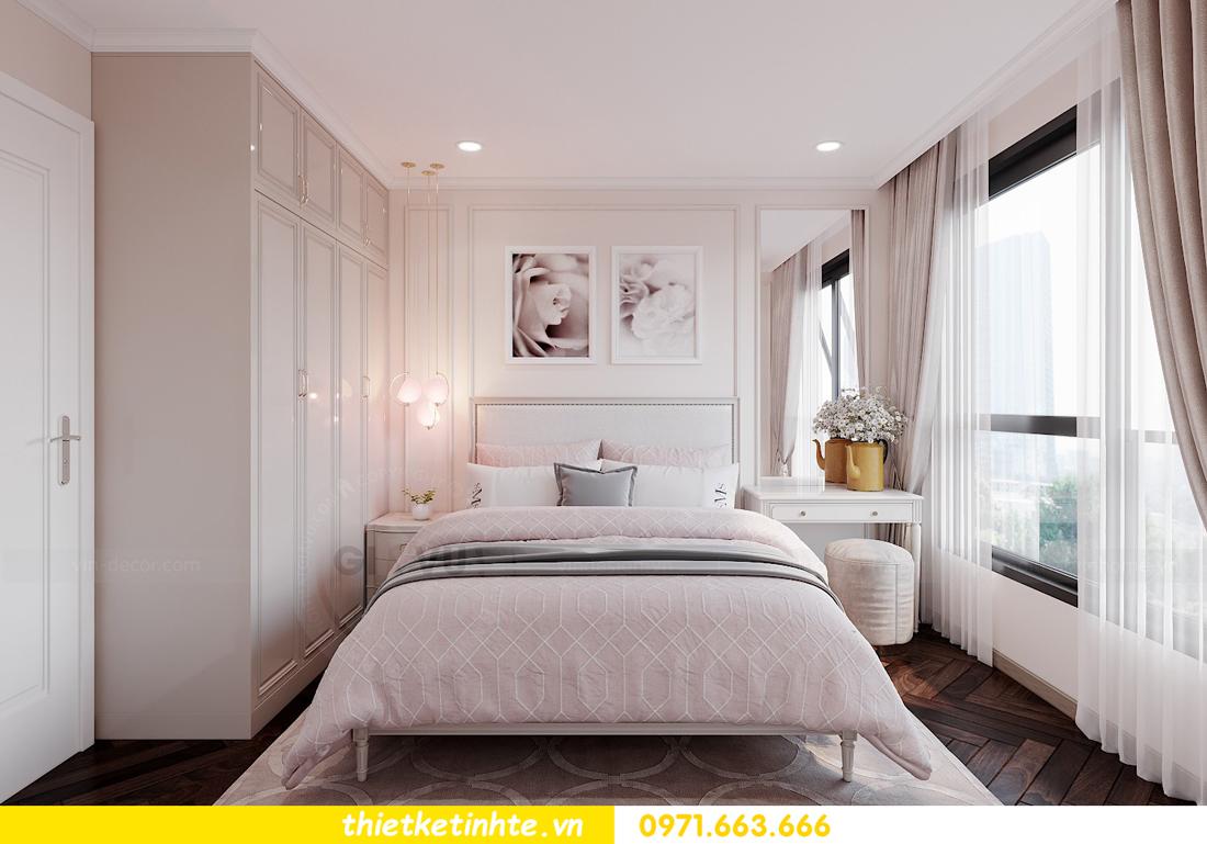 thiết kế nội thất chung cư West Point tòa W1 căn 05 chị My 10