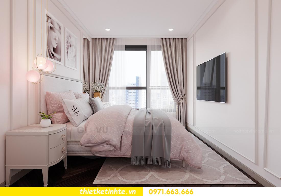 thiết kế nội thất chung cư West Point tòa W1 căn 05 chị My 11