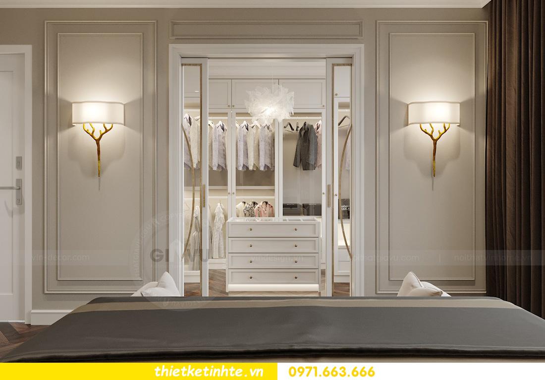 thiết kế nội thất chung cư West Point tòa W3 căn hộ 05A anh Hà 08