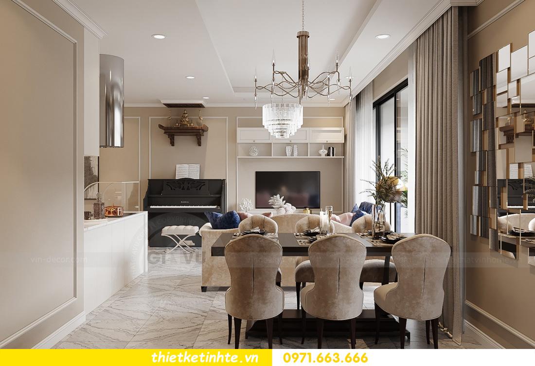 thiết kế nội thất tại chung cư West Point hiện đại sang trọng 06