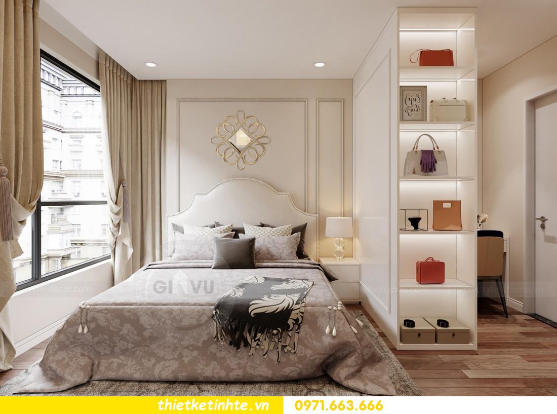 thiết kế nội thất tại chung cư West Point hiện đại sang trọng 07