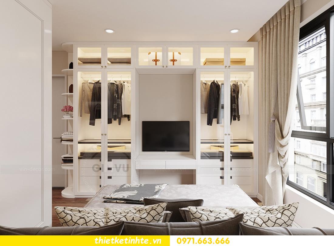 thiết kế nội thất tại chung cư West Point hiện đại sang trọng 08